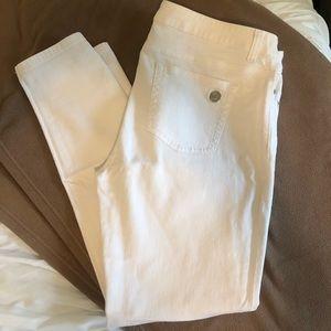 White Jeans Michael Kors